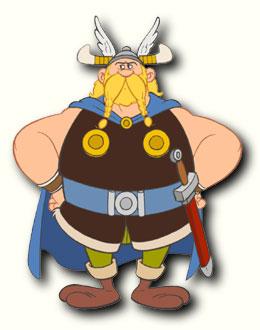 Maulaf Olaf Asterix Archiv Lexikon