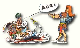 vercingetorix asterix archiv lexikon Julius Caesar Cartoon Julius Ceasar