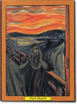 Das Bild Der Schrei