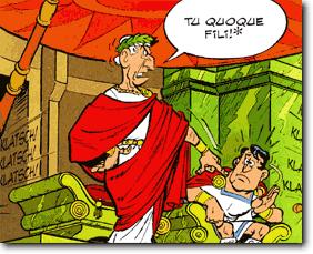 Die Würfel Sind Gefallen Asterix