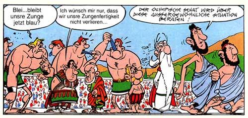 Asterix Und Obelix Olympische Spiele