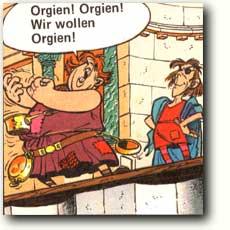 Römme Orgien