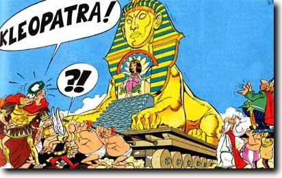 Asterix Kleopatra