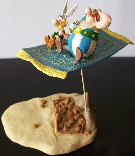 Pixi Fliegender Teppich  Asterix Archiv  Bibliothek