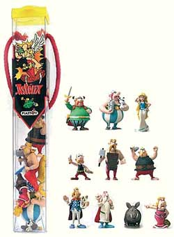 Plastoy Set 10 Figuren