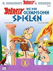Asterix Und Obelix Bei Den Olympischen Spielen