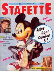 Stafette April 1989