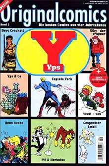Asterix in Yps