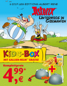 Asterix KiDS-Box
