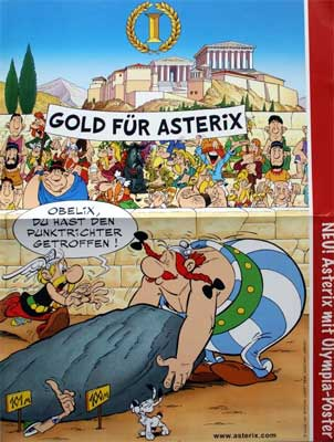 asterix olympische spiele