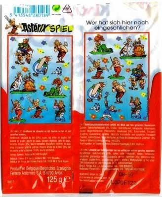 1997 in österreich und den benelux staaten verpackungen der kinder