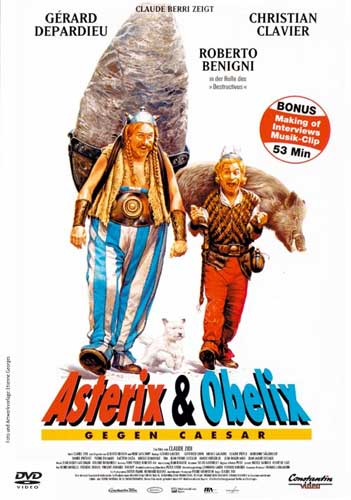 asterix gegen cäsar