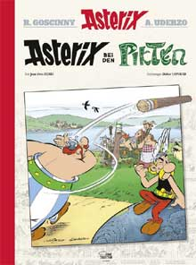 Luxusedition: Asterix bei den Pikten